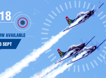 Africa Artospace & Defence Air Show 2018 - AFB Waterkloof