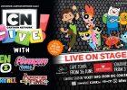 Cartoon Network Live Concert 2018 - Teatro @ Montecasino