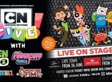 Cartoon Network Live Concert 2018 - Teatro @ Montecasino