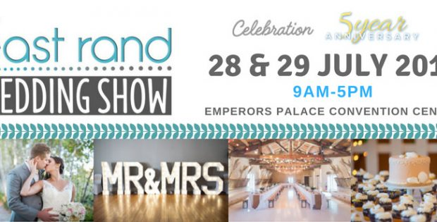East Rand Wedding Show 2018 - Emperors Palace Convention Centre