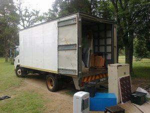 Furniture Removals Johannesburg - Duncan Logistics Gauteng
