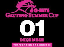 G-BETS Gauteng Summer Cup Horse Racing 2018 - Turffontein