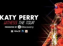 Katy Perry SA Live Show 2018 - TicketPro Dome Johannesburg