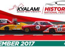 Kyalami National Historic Festival 2017 - Kyalami Grand Prix Circuit