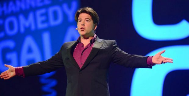 Michael McIntyre's Big World Tour 2018 - Ticketpro Dome