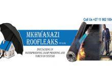 Mkhwanazi Roofleaks & Waterproofing - Soweto