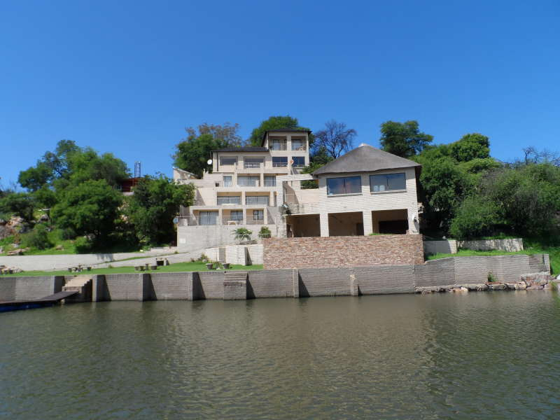 vaal river accommodation