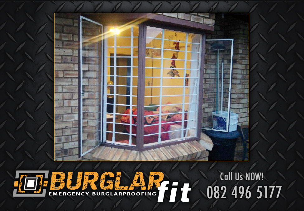 BurglarFit burglar proofing is a popular, affordable product that offers real protection against intruders.