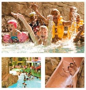 Aquadome Indoor Water Park