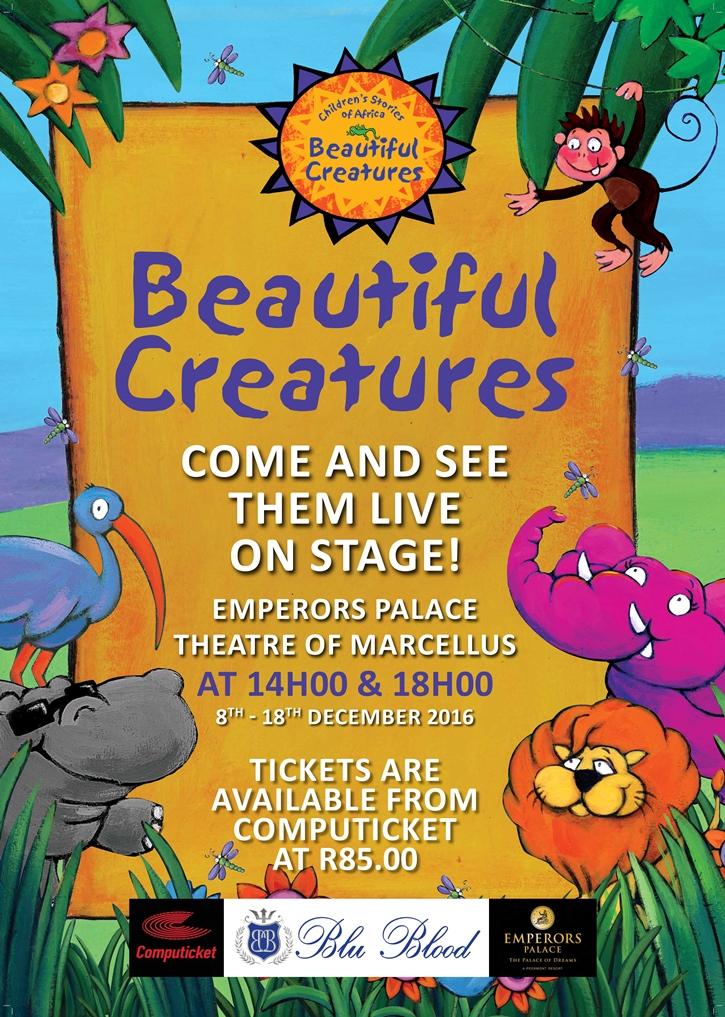 Beautiful Creatures Musical Show 2016