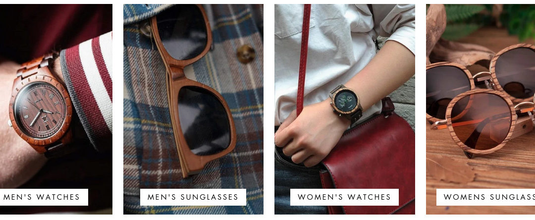 Fashion Watches and Sunglasses