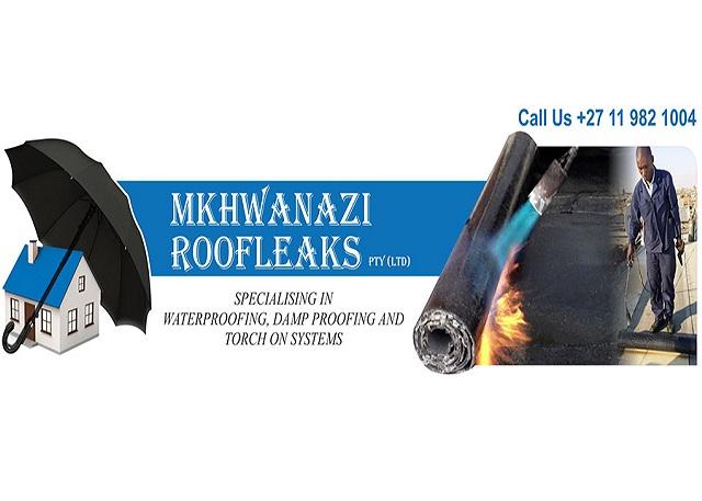 Mkhwanazi Roofleaks & Waterproofing