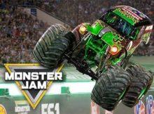 Monster Jam Motor Sport - FNB Stadium Johannesburg