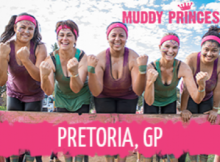 Muddy Princess Women's Mud Run 2019 - Gauteng PTA